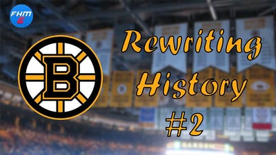 Franchise Hockey Manager 6 (FHM6)   Boston Bruins - Rewriting History   Ep. 2