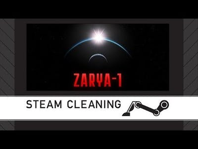 Steam Cleaning - Zarya-1: Mystery on the Moon