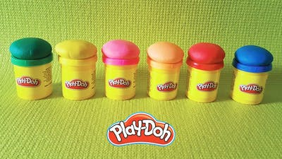 Learn Colors with Play Doh | Play Doh Colors for Kids Animal Molds | Videos for Children