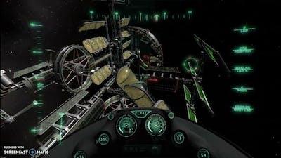 Orbital Racer gameplay some commentary
