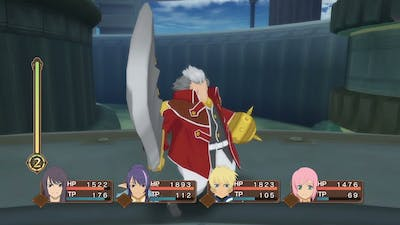 Tales Of Vesperia Definitive Edition PC Boss Fights 8-Barbos