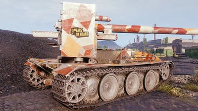 Grille 15 - PAPER BEAST #13 - World of Tanks