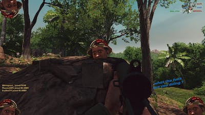 Rising Storm 2  is a fun game