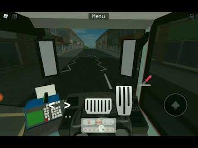 DDs can go under W16's bridge? | Bus route W16 | Roblox L&E Bus Simulator | Arriva London E400 MMC