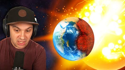 I BLEW UP THE SUN...