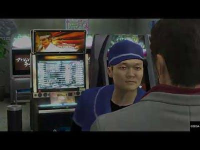 YAKUZA 3 Remastered - Rough Draft Substory