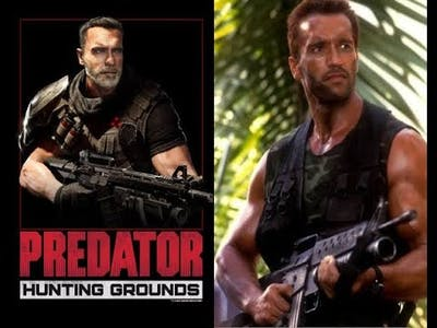 DUTCH IN PREDATOR HUNTING GROUNDS NOW?!?! NEW DLC PACK!!