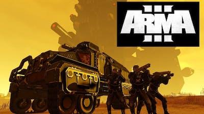 ARMA 3 40k Adeptus Arbites clean up hive sector 136