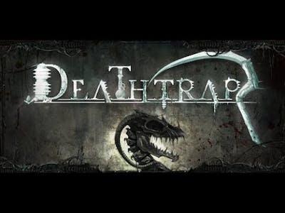 Deathtrap Walktrough (intro+new game HARD) Part 1
