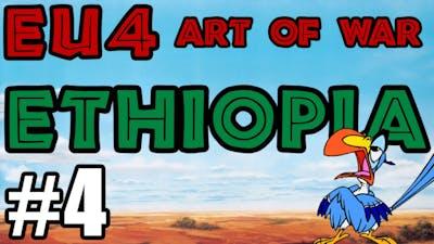 Europa Universalis IV Art Of War! | #4 Ethiopia