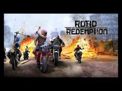Road Redemption Game Play Walkthrough / Playthrough