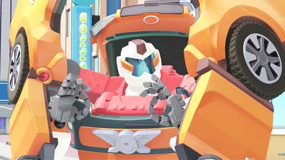 TOBOT English | 319 Ditched and Derailed | Season 3 Full Episode | Kids Cartoon | Videos for Kids