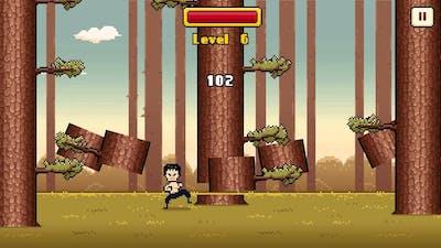 Timberman : game 5