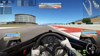 Project cars 2 trayectoria only game play, no micro no coment