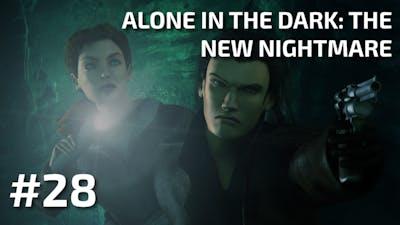 Door overload! - Let's Play Alone in the Dark: The New Nightmare Ep. 28