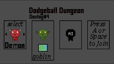 Adding Bots to the game - Dodgeball Dungeons devlog#4