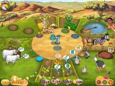 Farm Mania: Hot Vacation - Level 11 ~ 15 (Arcade Mode)