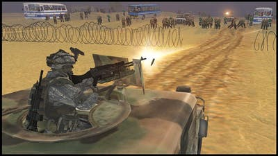2 Million Americans Raid AREA 51! - Men of War: Red Rising Mod Battle Simulator