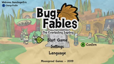 Bug Fables   The Everlasting Sapling Part 100