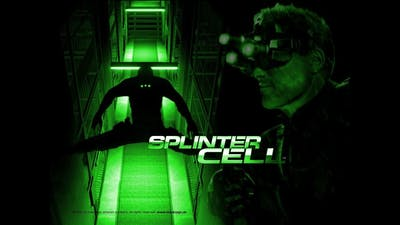 Tom Clancy's Splinter Cell Mission 1 Police station (HARD)