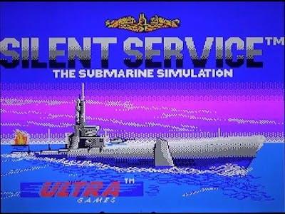 Silent Service [NES]