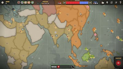 Axis & Allies 1942 Online 2021 Axis Game