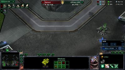 """LRG vs Starlord Game 1 Newkird Precinct TvP """"You can leave now"""""""