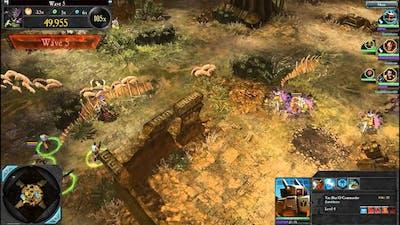 Tech Step Tau! Last Stand On Dawn Of War 2 Retribution