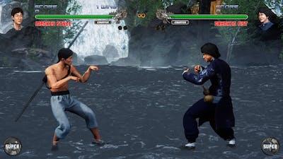 Shaolin vs Wutang 2 : Monkey Style vs Drunken Fist (Hardest CPU)