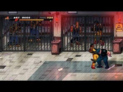 Streets Of Rage 4 B.T. boss version?