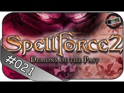 Spellforce 2 Demons of the Past # 21 ► Verlorenes Wissen | Let's Play Demons of the Past