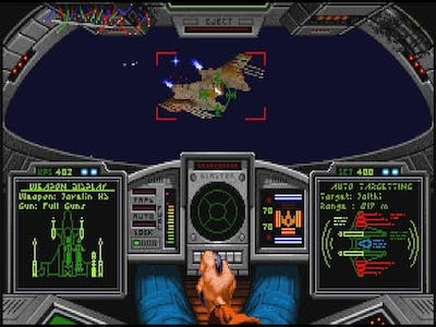 Wing Commander: Secret Missions Playthrough - Border Zone, Mission 2