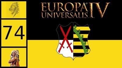 Europa Universalis: Emperor - Very Hard Saxony #74 - We Cool, Bro?