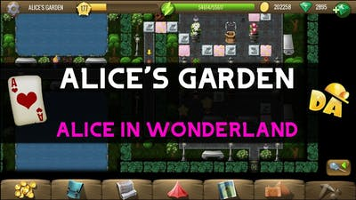 Alice's Garden   Alice in Wonderland #1   Diggy's Adventure