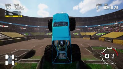 Monster Truck Championship freestyle   :)