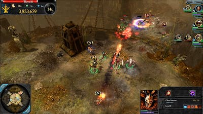 Dawn of War 2 Retribution Last Stand: Chaos Sorcerer- Let the Galaxy Burn