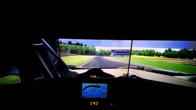 Assetto Corsa Dream Pack 3 @ Brands Hatch GT3 Test (Driver Eyes)