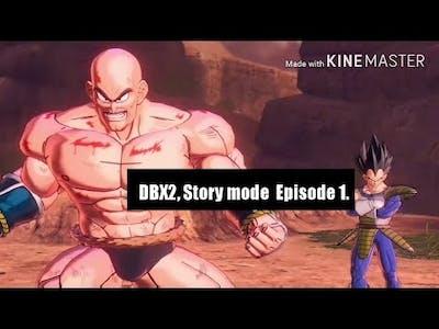 DBX2, Story mode, Episode 1.