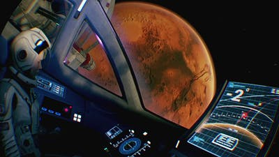 15 minutes of Unearthing Mars gameplay
