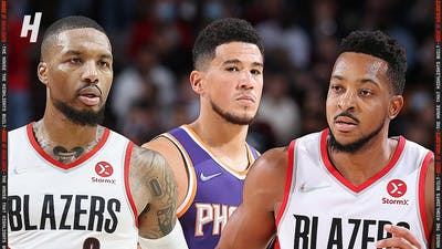Phoenix Suns vs Portland Trail Blazers - Full Game Highlights | October 23, 2021 NBA Season