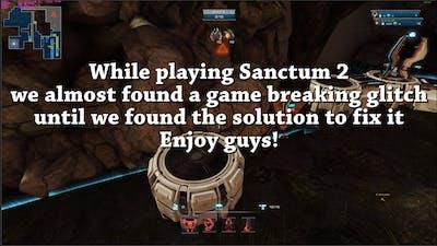 Sanctum 2 Game breaking glitch!
