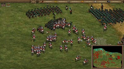 American Conquest: Fight Back - Magderburg Scenario