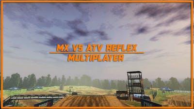 MX vs ATV Reflex   Wrecking some noobs