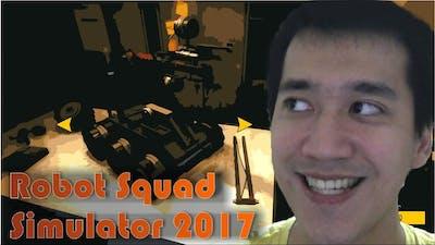 Robot Squad Simulator 2017 First Impression | BOMB EXPERT