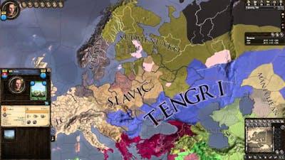 Crusader Kings II: All DLC with Pohjanmaa start - 1 / 8