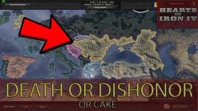 Hearts Of Iron 4 - Death or Dishonor or Cake Achievement Guide