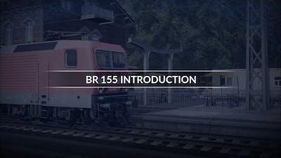 TSW RSN DB BR155 Introduction