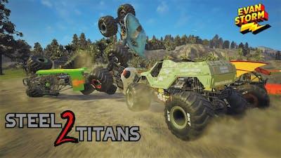 Monster Jam Steel Titans Soldier of Fortune Unlocks a New Trucks