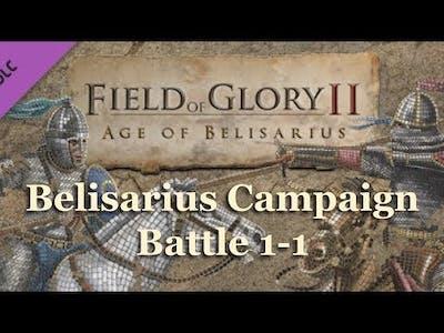 FoG2 - Belisarius Campaign 1-1