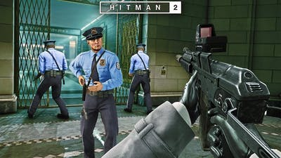 HITMAN 2 - Improvised Ballistic Methods 2 Contract | Silent Assassin Suit Only | The Bank